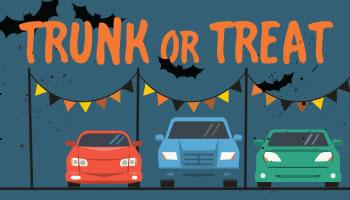 Third annual Trunk or Treat at Purina Farms