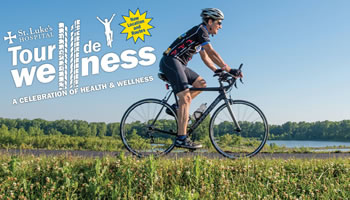 St. Luke's Hospital Tour de Wellness
