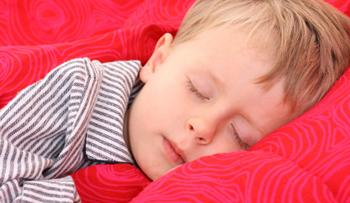 Sleep issues in the young child