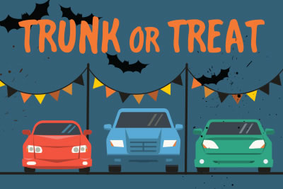 Make your reservation for Trunk or Treat at Purina Farms