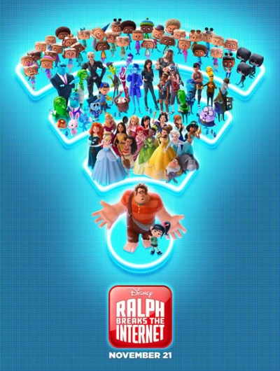 See an advance screening of Disney's 'Ralph Breaks the Internet'