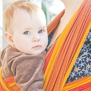 Baby slings — the best thing?