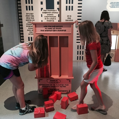 Find hands-on family fun at the History Clubhouse