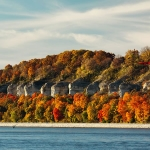 Experience breathtaking views along Great Rivers scenic byway in Illinois.