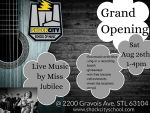 Shock City School of Music to host free grand opening